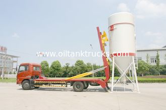 চীন Dong Feng 6x4 Dry Bulk Truck Hydraulic For Dry-Mixed Mortar 22 Cbm সরবরাহকারী