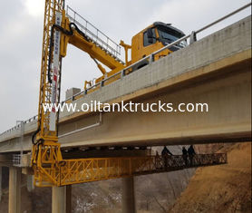 চীন 8x4 Bridge Inspection Vehicle Euro III/IV 22M With Arm And FAW Chassis সরবরাহকারী